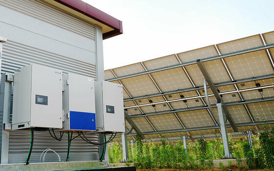 Inverters for solar PV systems + battery storage | KACO new
