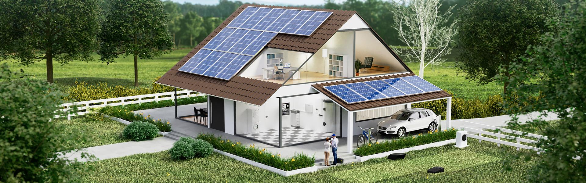 Inverters for residential solar+storage plants | KACO new energy