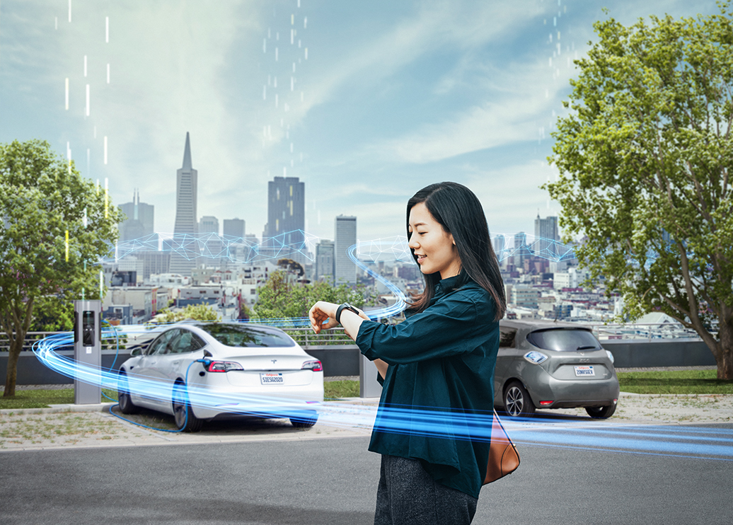 Siemens Smart Infrastructure Grid Edge Key Visual