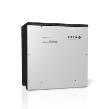 blueplanet 125 TL3 to 165 TL3 String inverters for utility-scale solar power plants up to multi-megawatt solar parks.