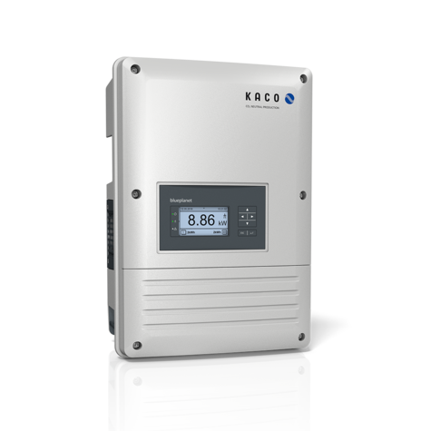 blueplanet 3.0 TL3 to 10.0 TL3 - Solar PV inverters for homes and small businesses