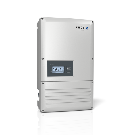 blueplanet 15.0 TL3 and 20.0 TL3 - Solar PV inverters for commercial PV systems